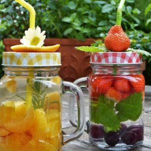 Liquid Vitamins and Minerals