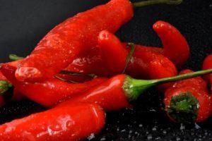 Cayenne Pepper - Capsicum
