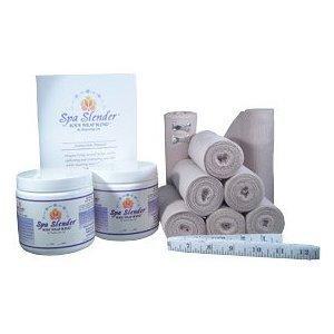 At Home Herbal Cellulite Body Wraps Kit